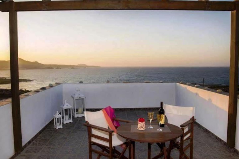 Sunset from your veranda