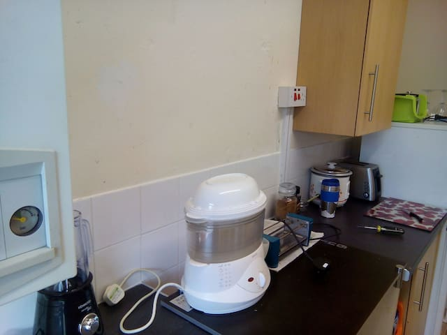 Free meal*, cosy room in 2 bed flat - Liverpool - Appartement