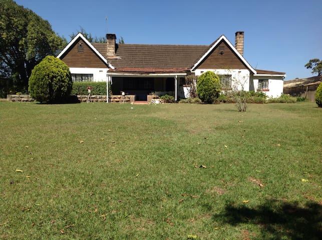 Mylily Farm, Limuru - Nairobi - Casa