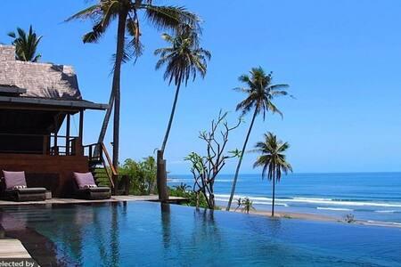 Tao Villa BeachFront, Balian Beach - West Selemadeg