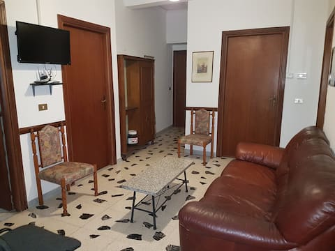 ALINAs holiday house between Rome and Naples