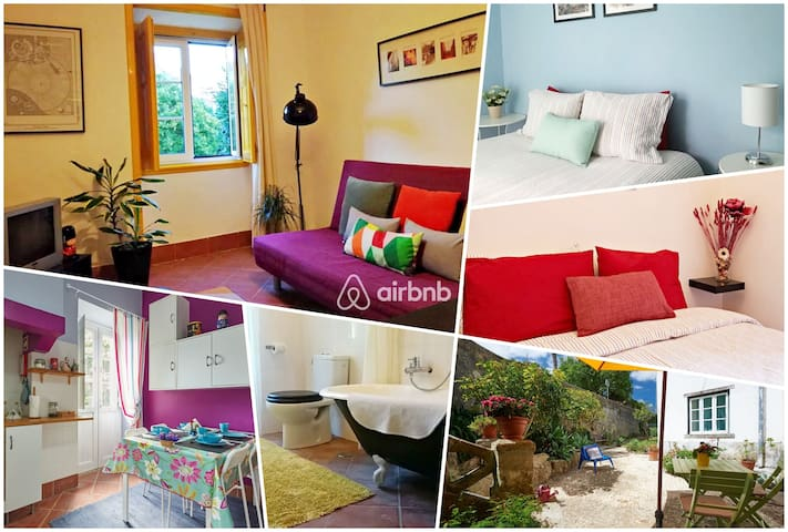 Clean, Safe and Private GARDEN HOUSE - Sintra