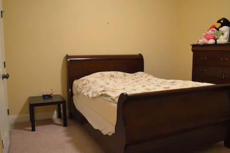 comfortable stay guest bedroom - Hoover