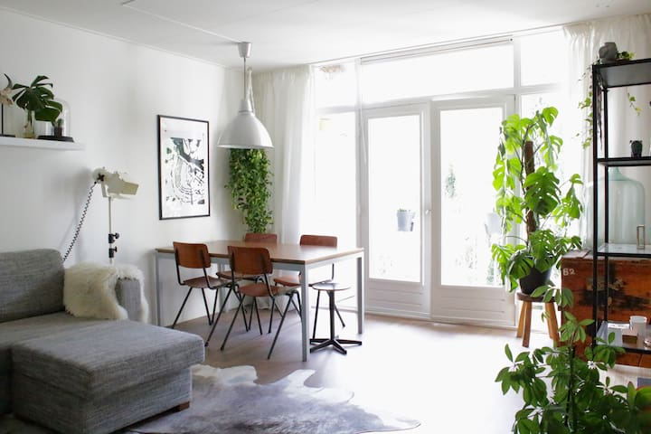 Nice and bright apartment nearby city center. - Amsterdam - Apartment