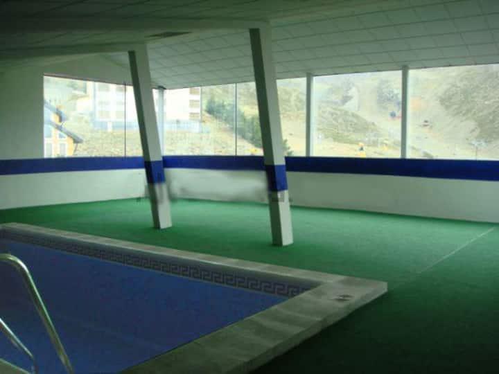 Junto a la PLAZA piscina opcional