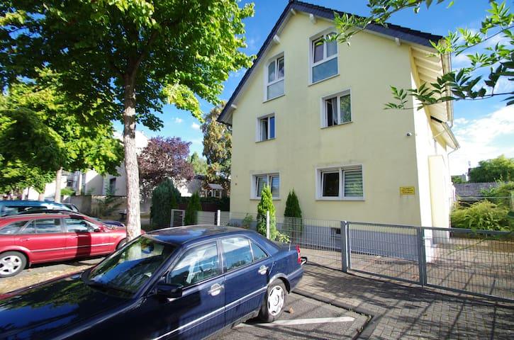Bel-Air Apartment second floor - Bonn - Apto. en complejo residencial
