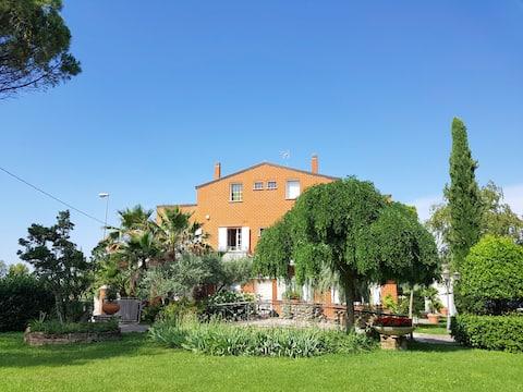 Villa Leardini - Appartamento gli Ulivi