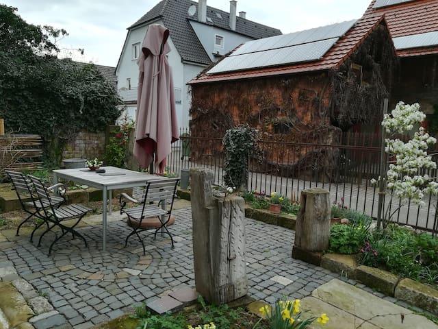 Zimmer in Lauffen bei Heilbronn