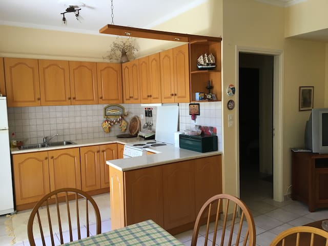 Apartment in the center of the town of Preveza