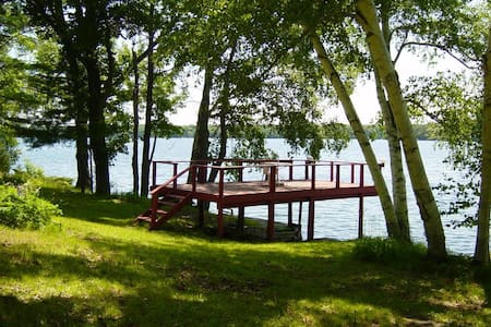 Waterfront Cottage on Clear Lake - Elgin