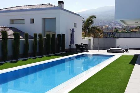 Luxus Villa private pool Tenerife - Santa Úrsula - Villa