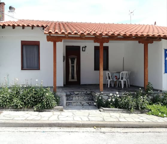 Beautiful & chill-out house Agios Efstratios isl.