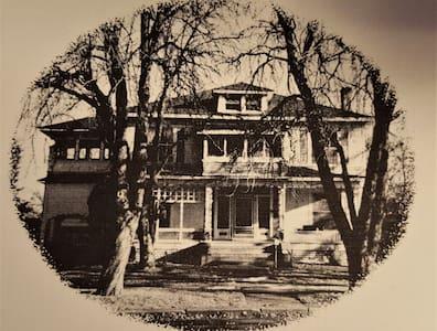 Kadish-Pollman House - Baker City - Hus
