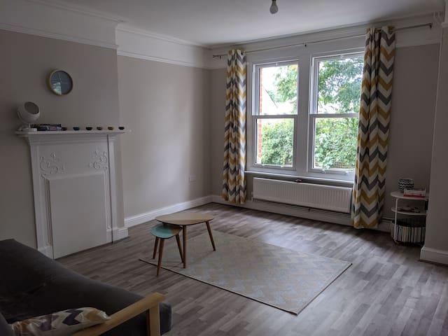 Newly refurbished flat in Newnham