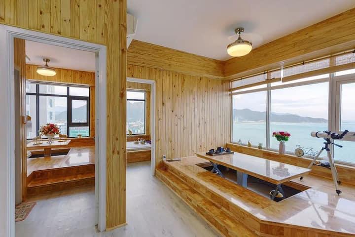 Janpanese Style Apartment - Super sea view - 2432