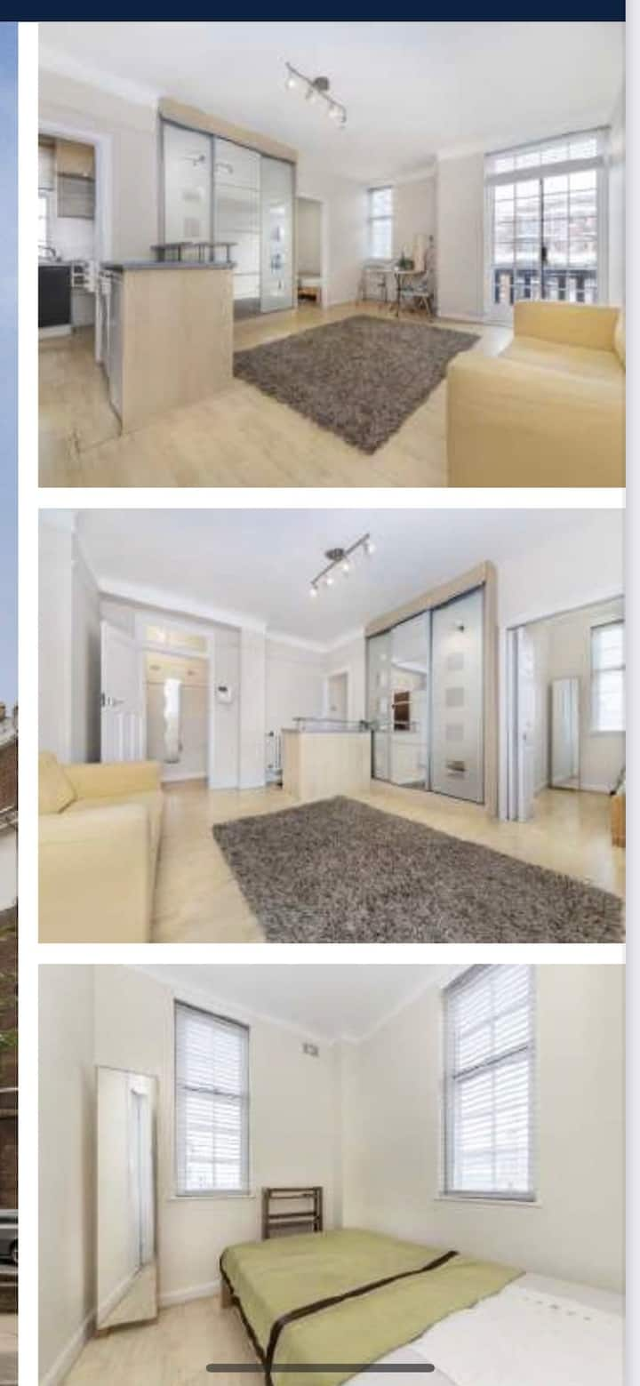 Private one bed apartment on Famous Abbey Road