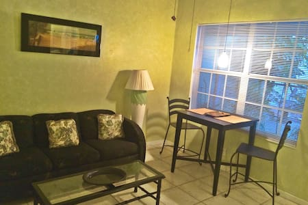 Steps to Beach and 5th Ave 1/1 Apt. - Naples