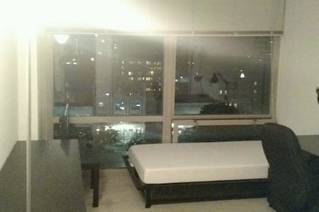 Private furnished room with view!