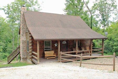 Liberty Ridge Cabin, Hocking Hills - Logan - Zomerhuis/Cottage