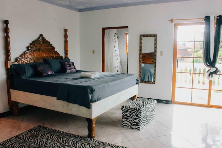 Heliconia & Sweetsop- Villa Jamaica #2