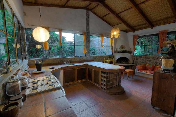 "3 bedroom Groove House ""Las Mercedes"""