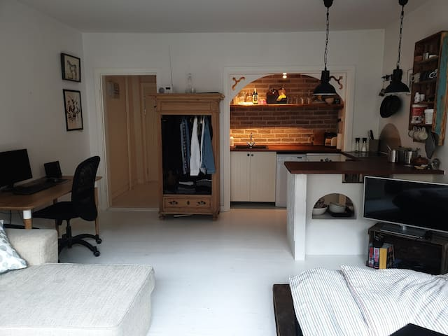 Cozy Studio Apartment in central Christianshavn