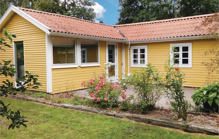 Holiday cottage with 2 bedrooms on 70m² in Jægerspris