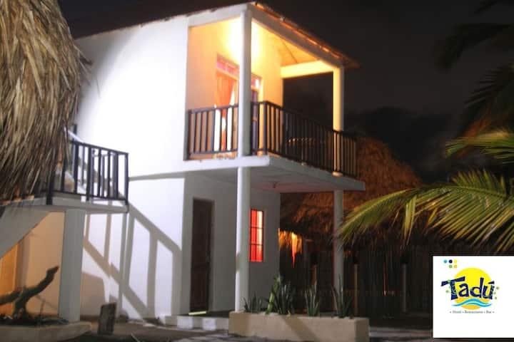 Habitación  vista al Mar piso 1 -Tadù Playa Hotel