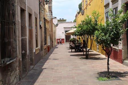 Habitación en el centro de Morelia Michoacán
