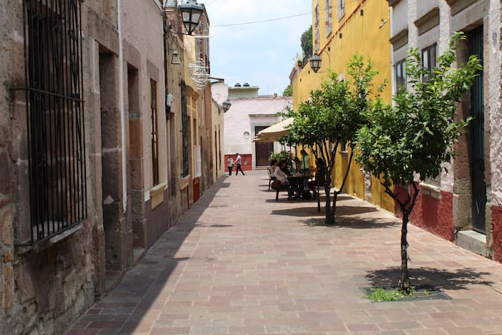 3 Habitación centro Histórico de Morelia Michoacán