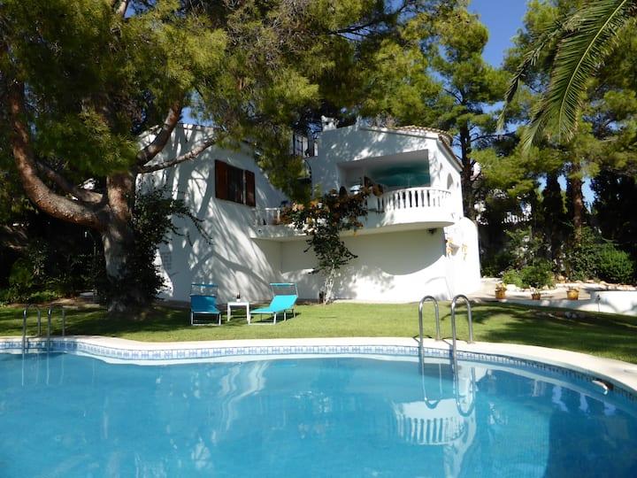 Hoopee's Garden - Las Fuentas - Alcossebre