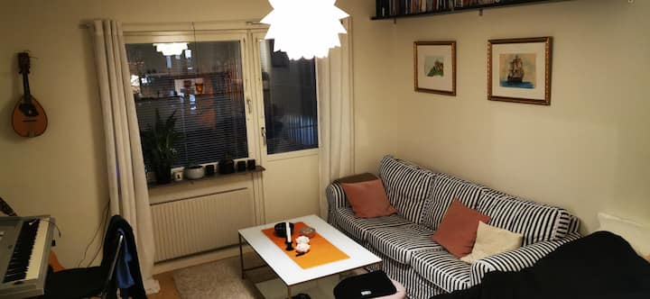 Very Convinient Apartment In Center of Linköping