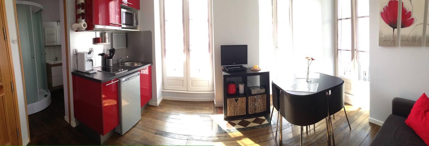 Appartement T2 Bagneres de Bigorre - Bagnères-de-Bigorre - อพาร์ทเมนท์