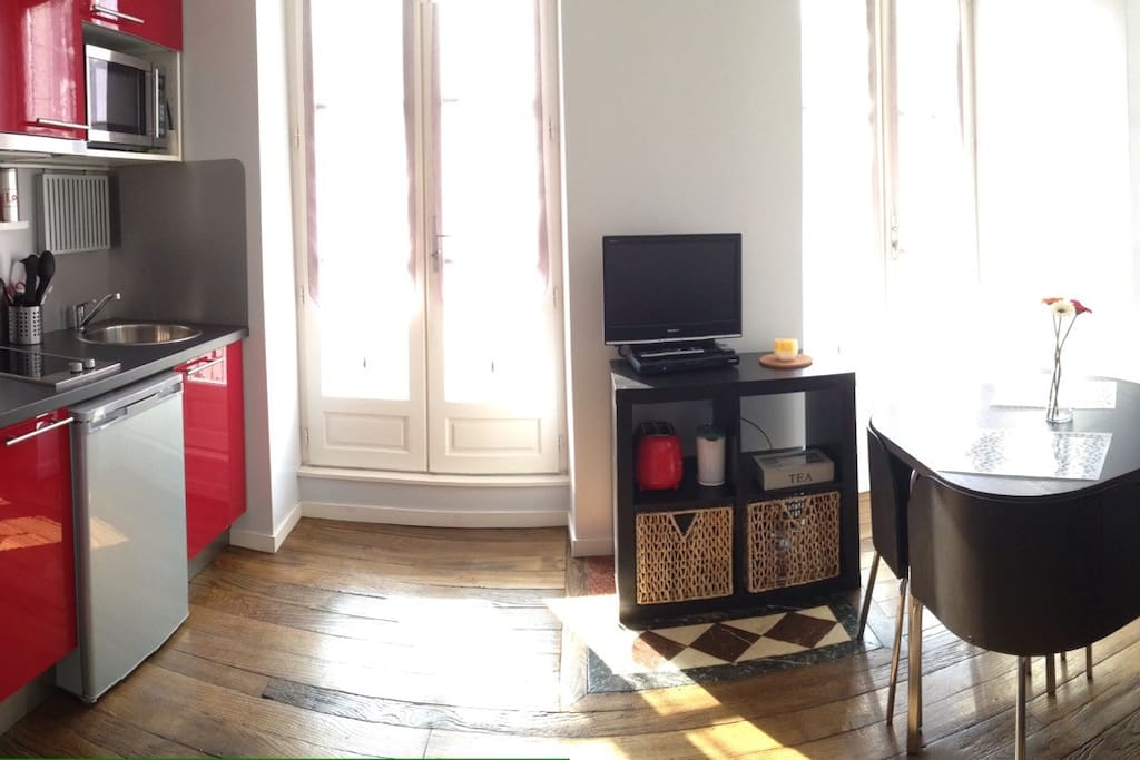 Appartement t2 bagneres de bigorre apartments for rent - Office de tourisme bagneres de bigorre ...
