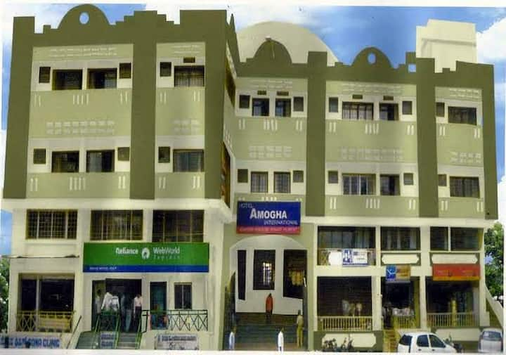 Amogha International Hotel