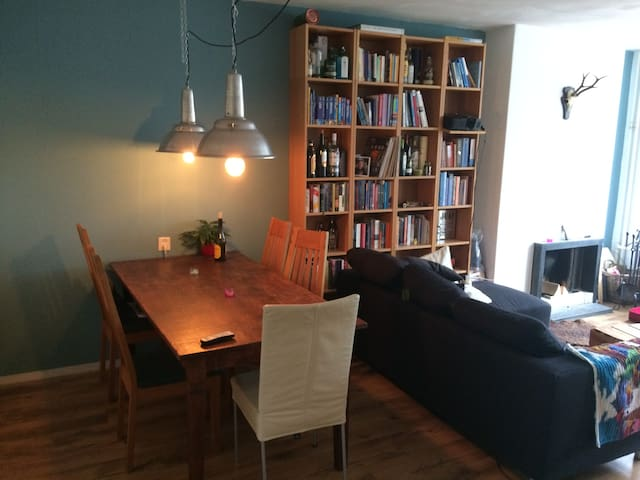 Cosy apartment, ideally situated - Utrecht - Lakás