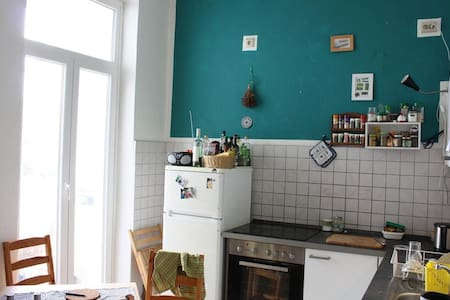 Zimmer in WG für Messegäste etc. - Hildesheim - Apartment
