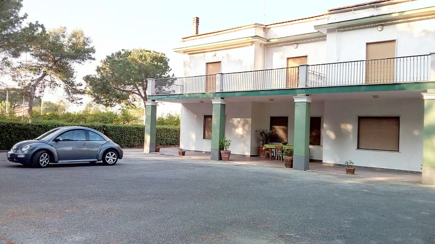 Apartment in Paestum