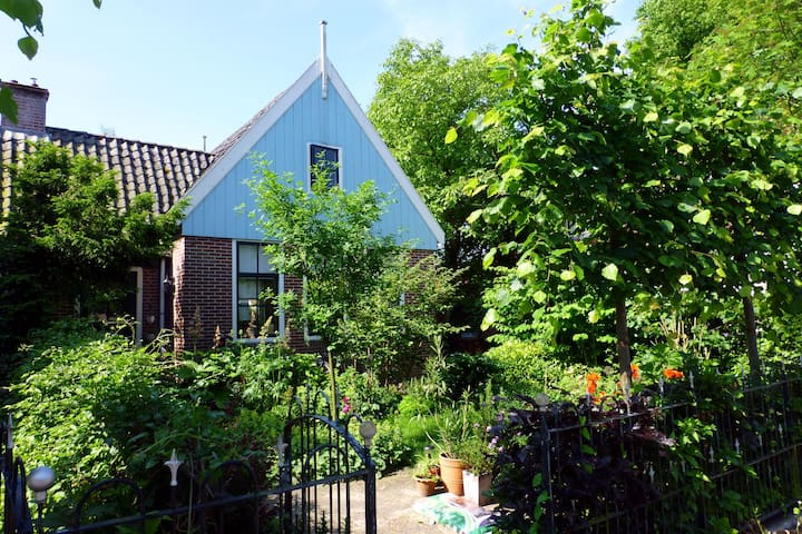 Nice house in picturesque village near Amsterdam.