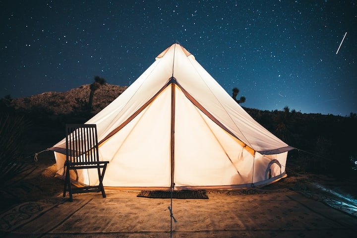 Roure Suite in Ànima Glamping Montseny (double)