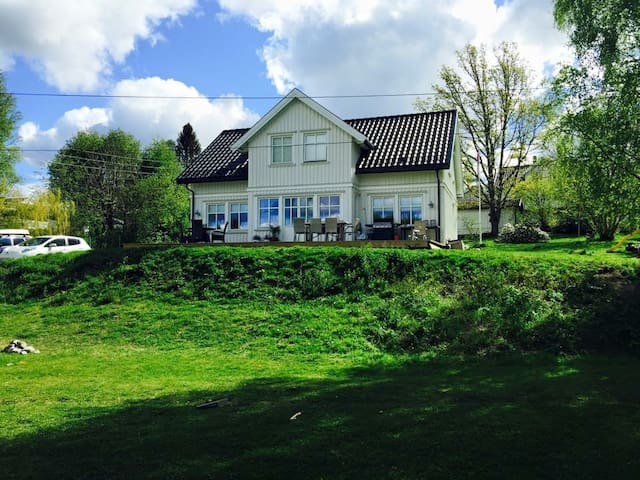 Ideal family house just outside Oslo - Ås - Dom