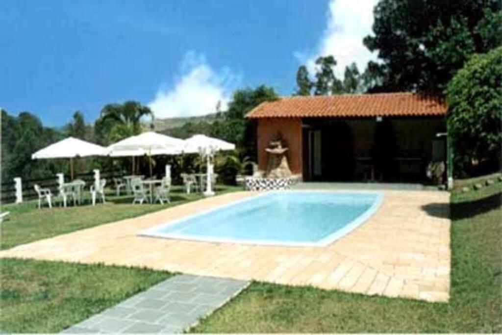 Deck da piscina / Swimming pool deck (3)