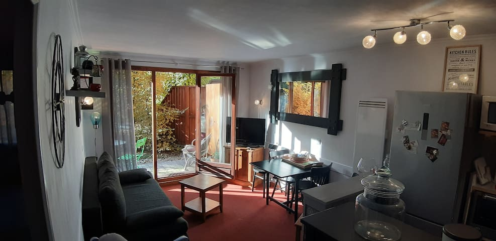 Appartement 2-4 pers/S Chevalier/terrasse/expo sud