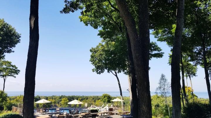 Serene Lake View Condo