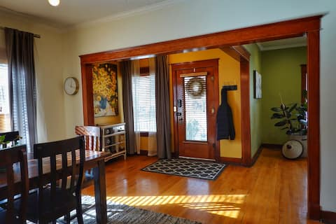 Historic Eccles Home with Charm and Character