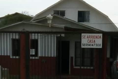 Casa amplia en San Sebastián para 8 personas
