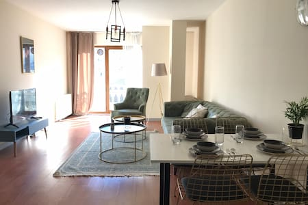 Modern and Nice  Apartment close to City Center