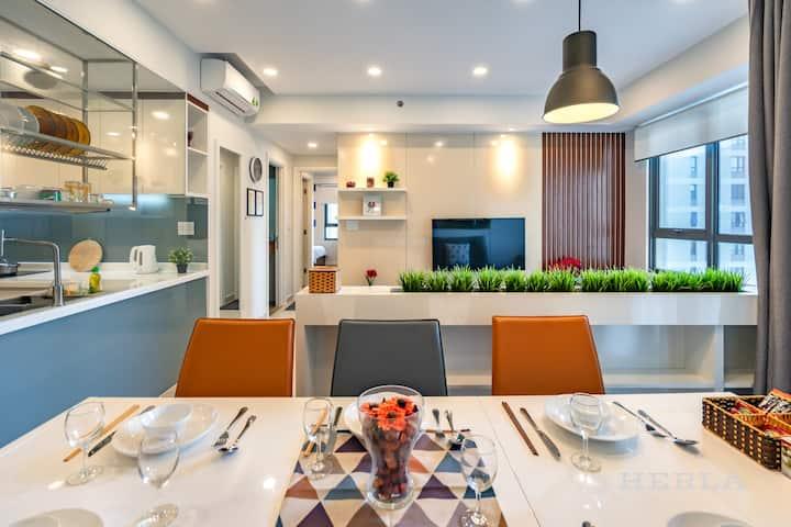 Herla Masteri Thao Dien Luxury Apartment 2709 #T2