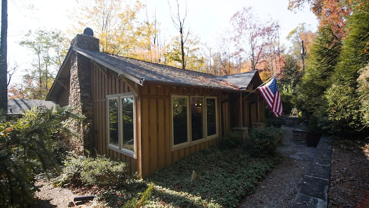 Caesars Head Cozy Cabin