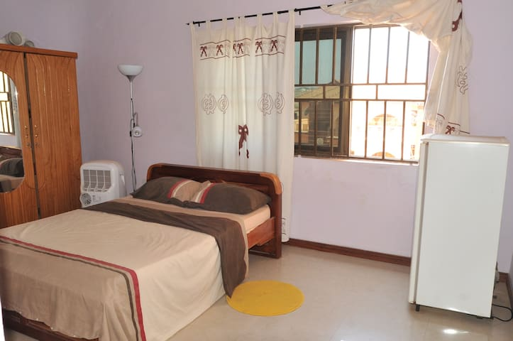 1 Bedroom holiday Letting - Gbawe - Accra - House